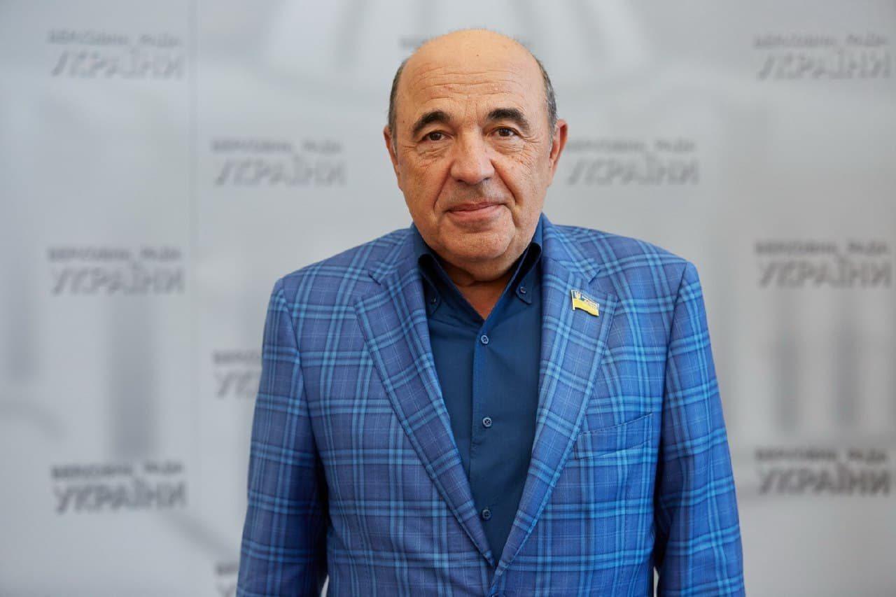 Вадим Рабинович поддерживает Сальдо