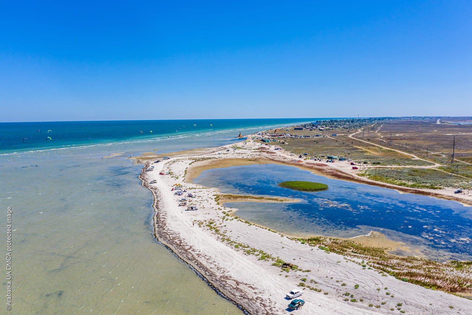 На Херсонщине запущен новый медиа-проект для популяризации курортов Азовского моря