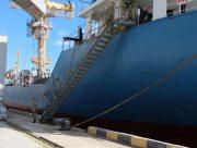 Херсонские пограничники  не пропустили в Украину одного российского и шестерых египетских моряков