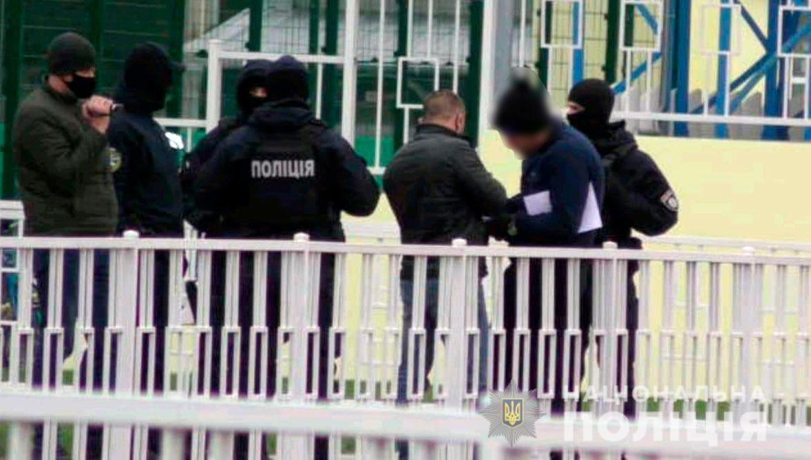 Полиция Херсонщины продолжает расследование заказного убийства