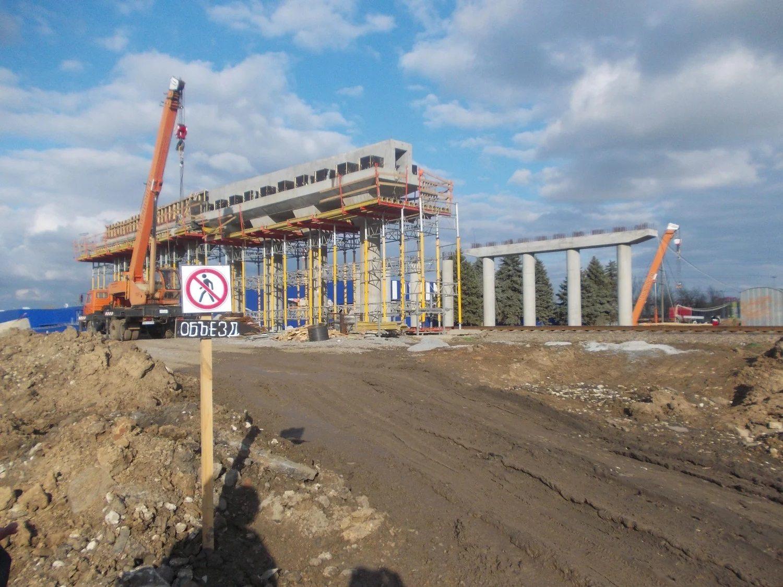 Херсонська ОДА звернулось до народного депутата по допомогу у будівництві мостопереходу