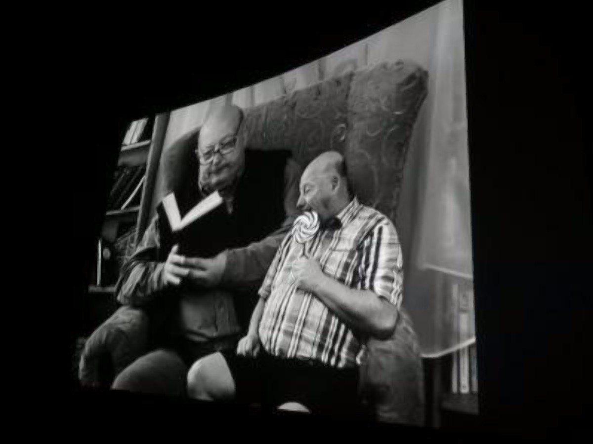 """В Херсоне на фестивале """"Киноджем - 2020"""" сотрудник библиотеки им.Гончара получил приз за лучшую роль"""