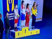 Херсонская спортсменка – бронзовый призёр чемпионата Европы по боксу