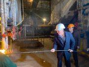В Херсоне кандидат в мэры принял участие в запуске котлов ТЭЦ