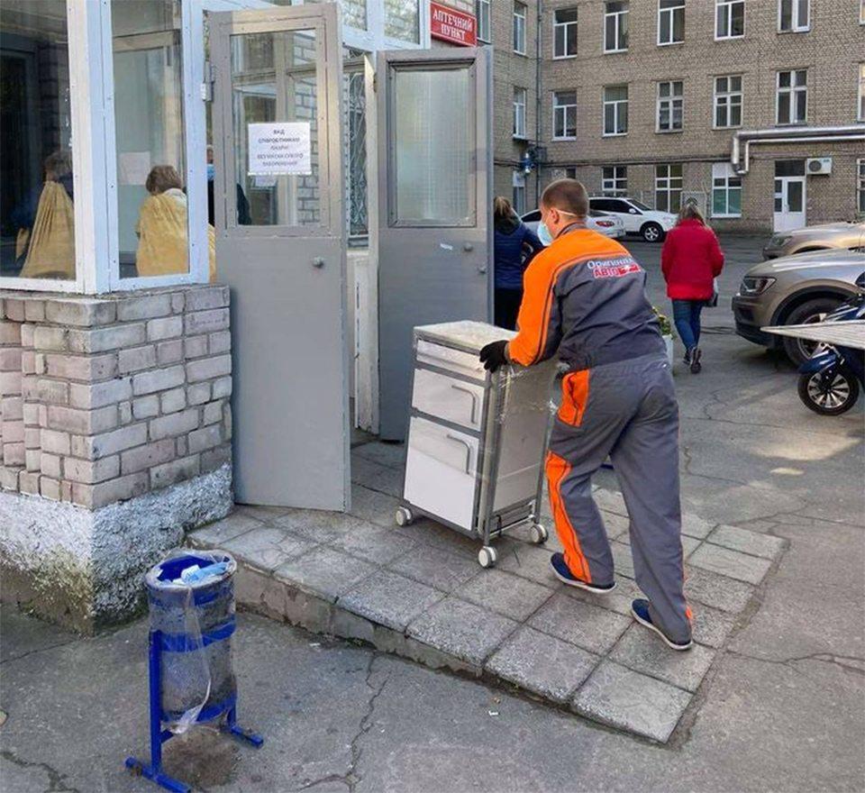 Медичні заклади Херсонщини продовжують отримувати сучасне обладнання