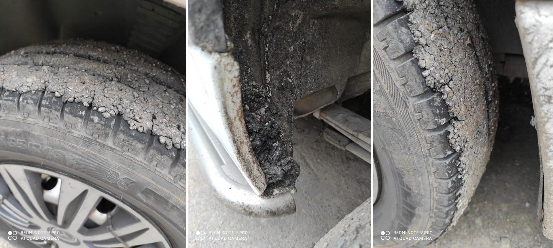 Водители Херсонщины жалуются на ремонт дороги Херсон - Железный Порт