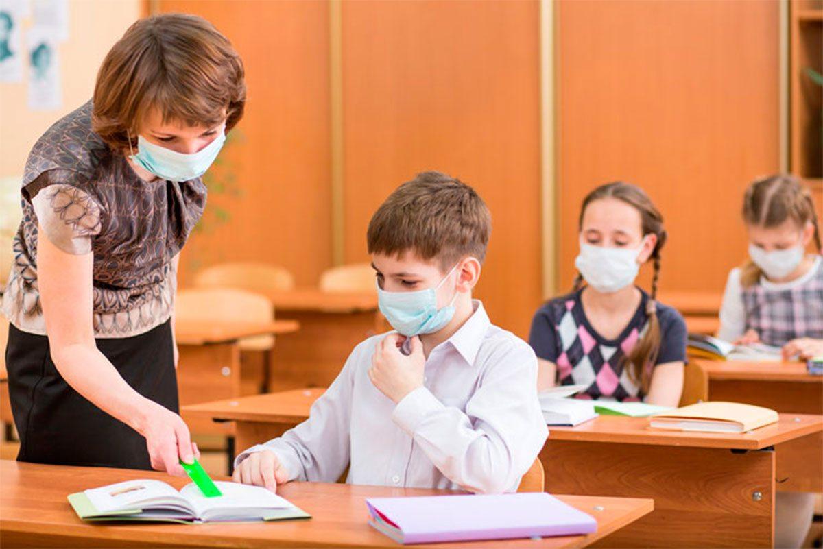 Школи Херсонщини з 2 листопада відновили заняття в очній формі