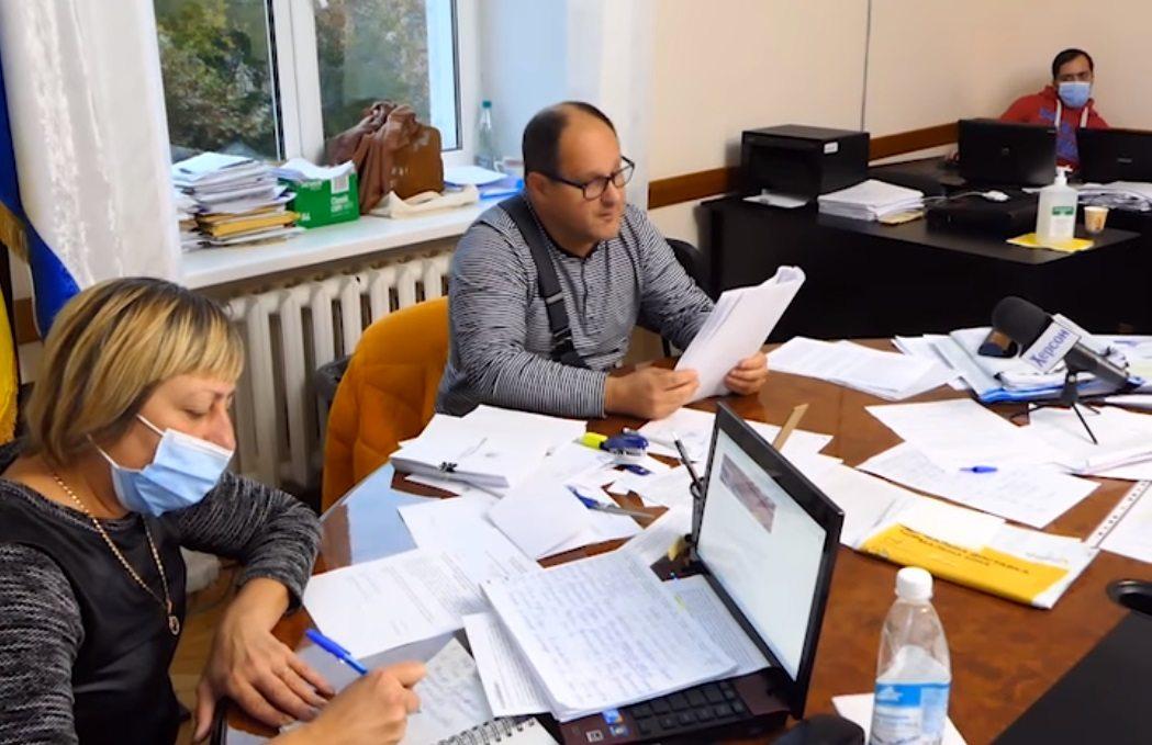 Полиция Херсонщины начала уголовные расследования по фальсификациям на выборах в Херсонский облсовет