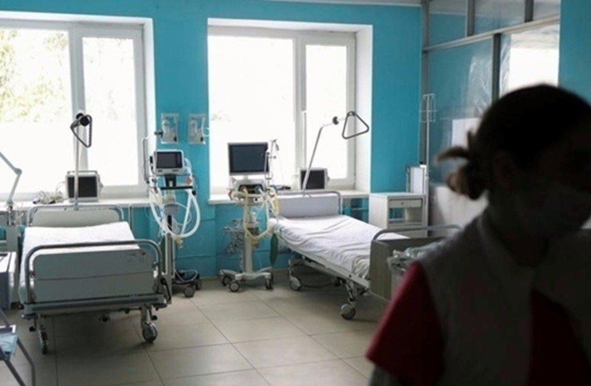 В херсонской больнице коек для ковидных больных станет вдвое больше