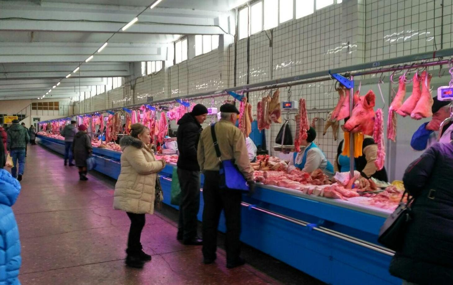 В Херсоне продавец свинины утаил 9 миллионов гривен налогов