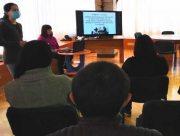 В Херсонской библиотеке прошёл тренинг для безработных
