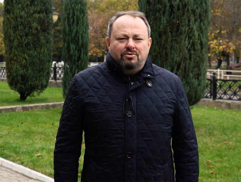 Олександр Самойленко закликав херсонців віддати голос за Ігоря Колихаєва