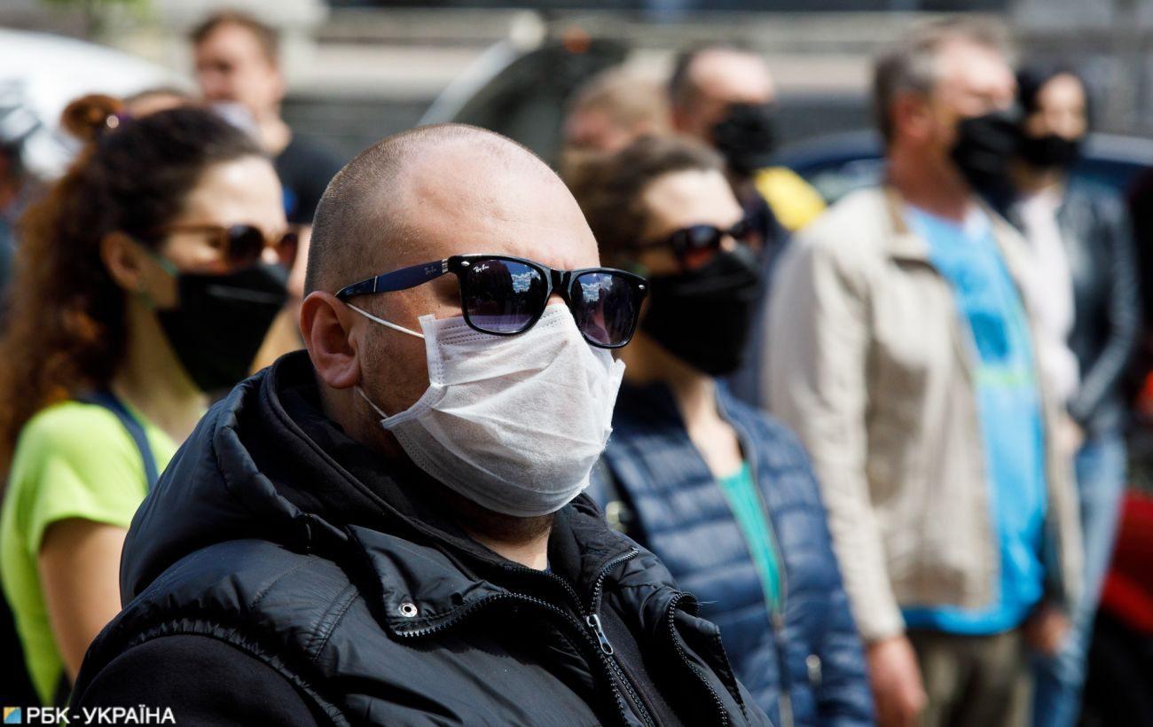 Эксперт прогнозирует значительный рост заболеваемости Covid-19 в Украине