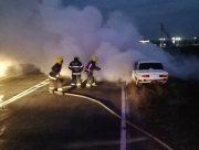В Херсонской области едва не взорвался газобалонный автомобиль