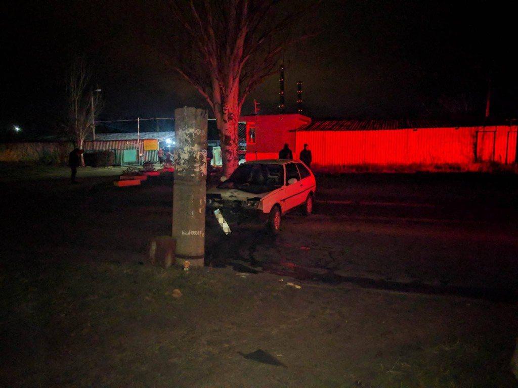 """В Херсонской области """"Таврия"""" в темное время насмерть сбила пешехода"""