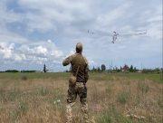 На Херсонщині безпілотники допомагають прикордонникам виявляти браконьєрів
