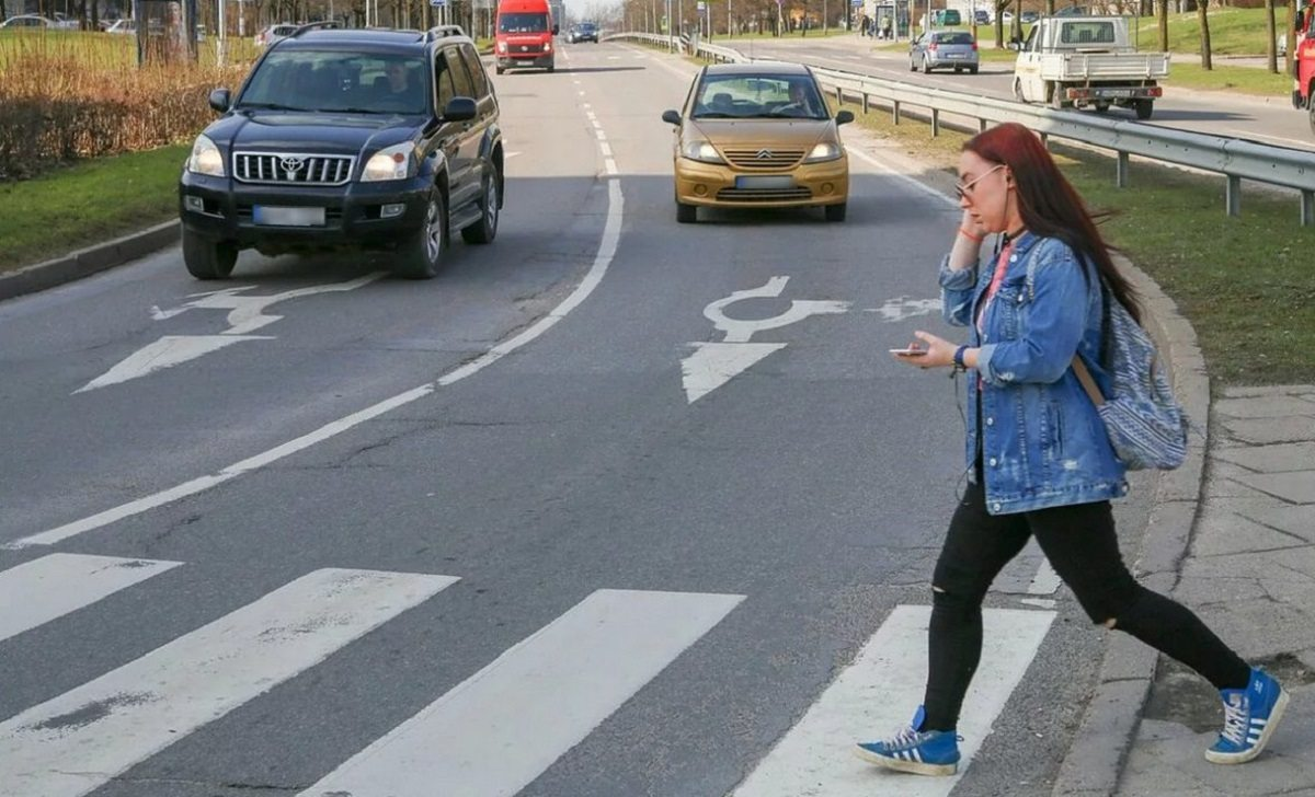 В Херсоне пешеход погиб под колёсами автомобиля