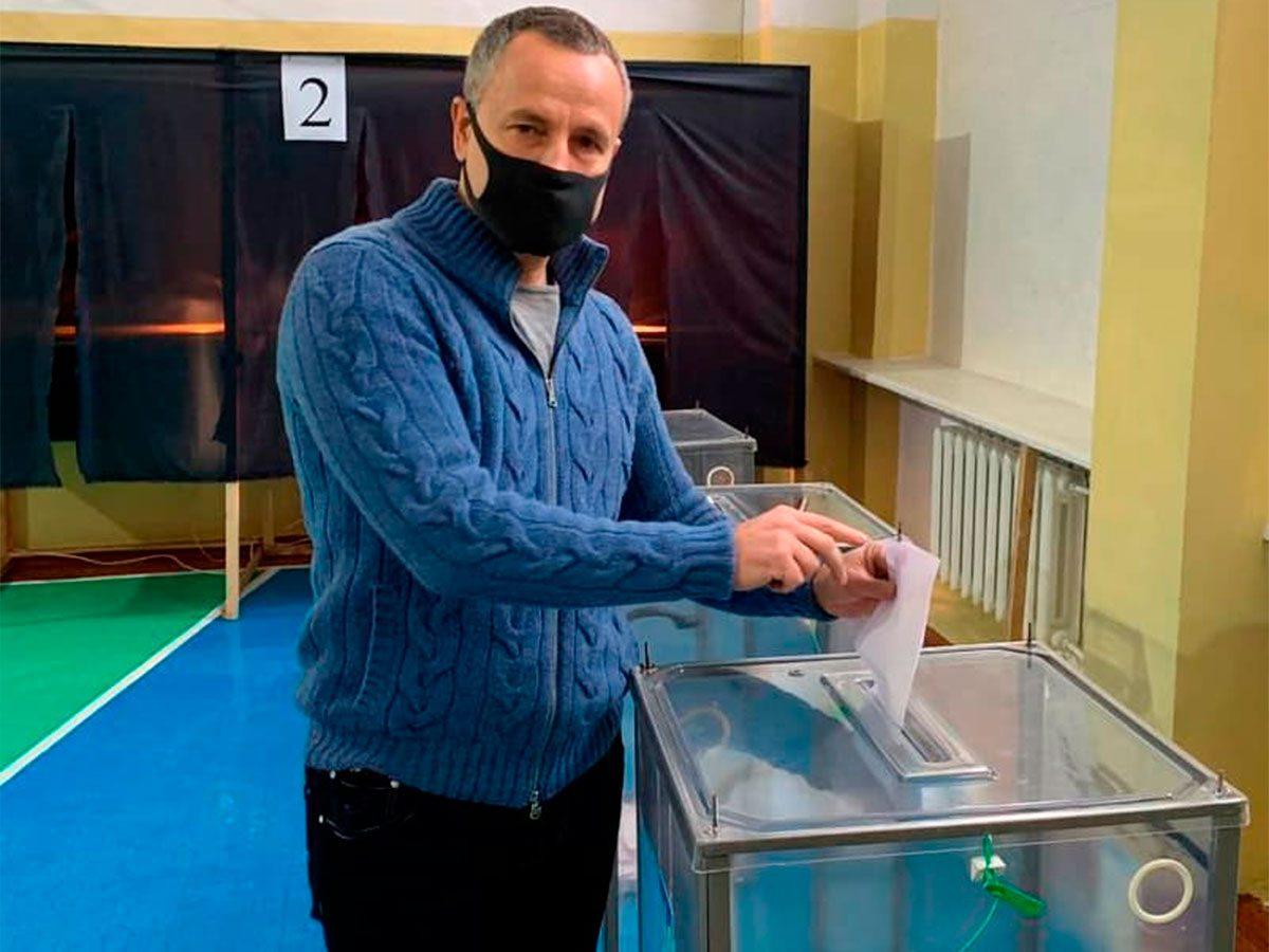 Ігор Колихаєв проголосував за зміни для Херсона