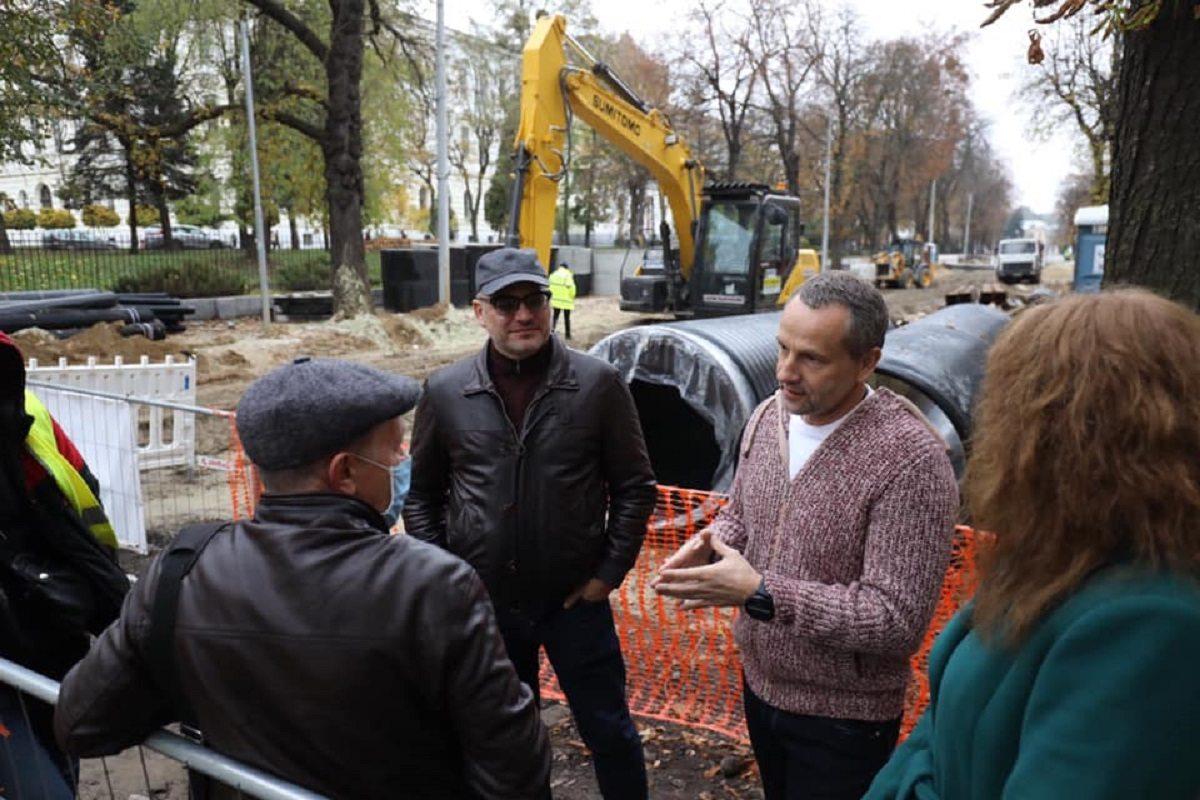 Ігор Колихаєв відвідав Львів для перейняття позитивного досвіду місцевої влади