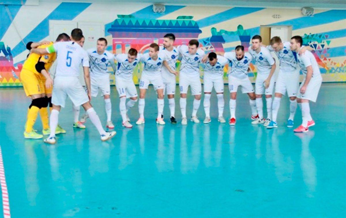 Херсонский Продэксим отправил 28 мячей на старте Лиги чемпионов