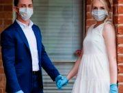 У Херсоні одружуються навіть під час пандемії