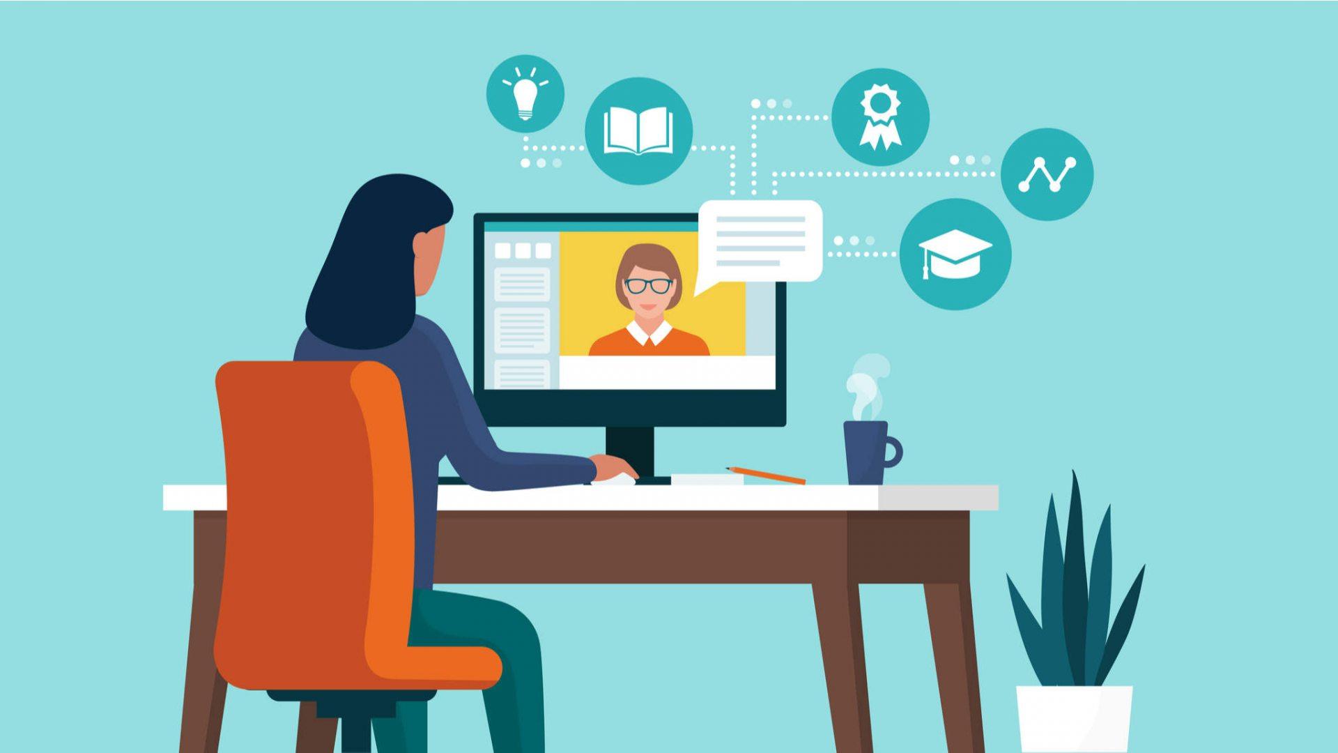 В Україні стартувало опитування про дистанційне навчання