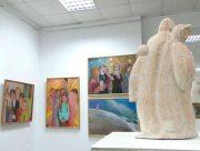 У Херсоні відкрилась нова виставка скульптури і живопису