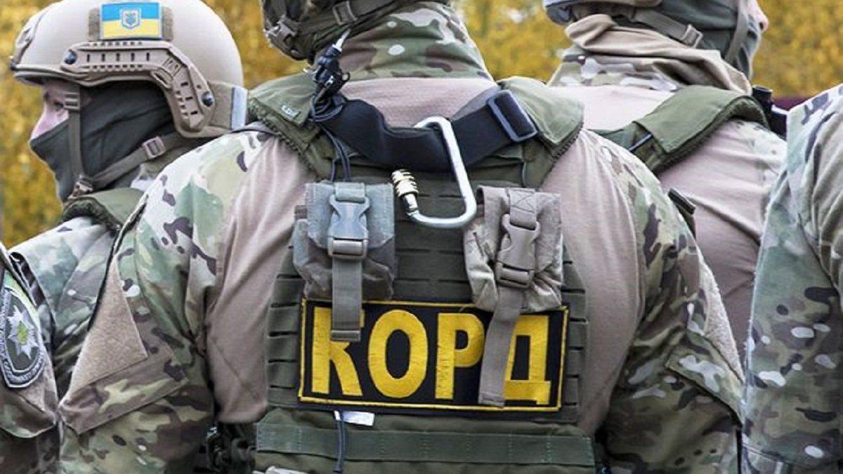 Спецпідрозділ поліції Херсонщини підвищує рівень підготовки