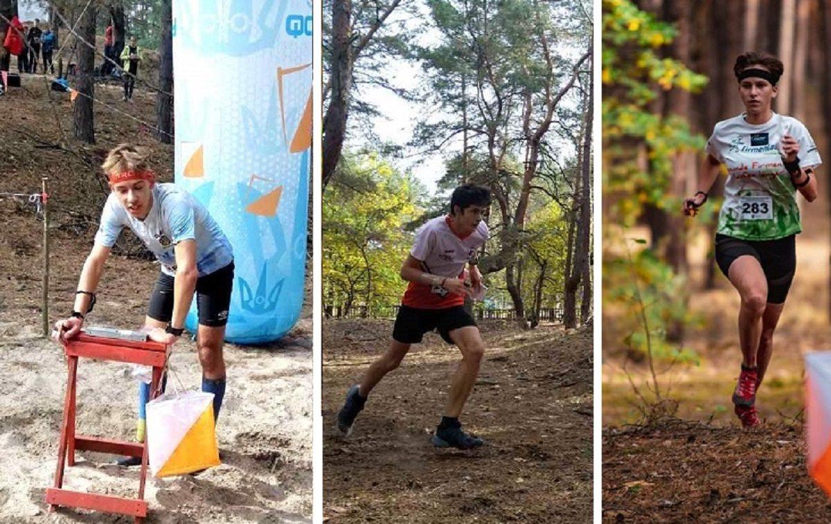 Херсонські школяри перемогли у Чемпіонаті України зі спортивного орієнтування