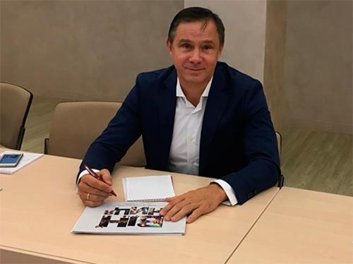 Валерий Боржков: Я знаю, город будет...