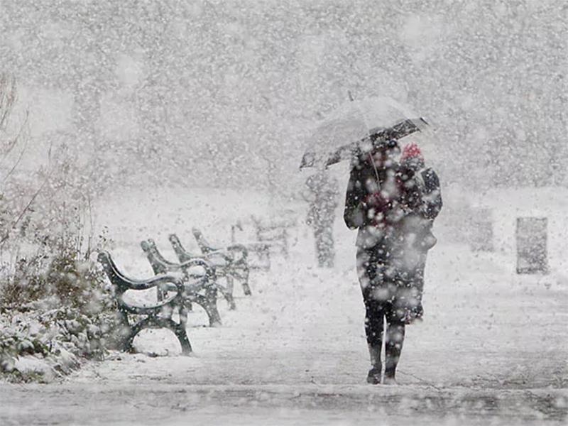 К приему снега на Херсонщине готовы?