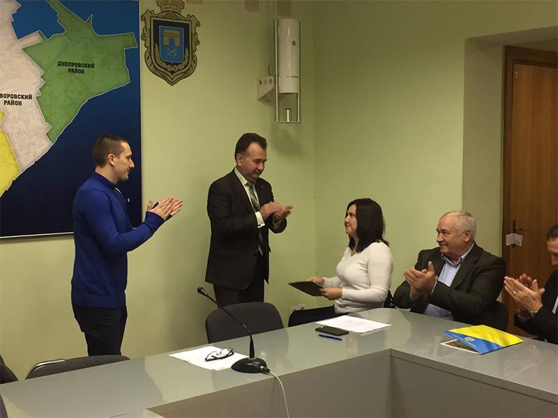 Депутат Оппозиционного блока увеличит количество спортплощадок в Херсоне