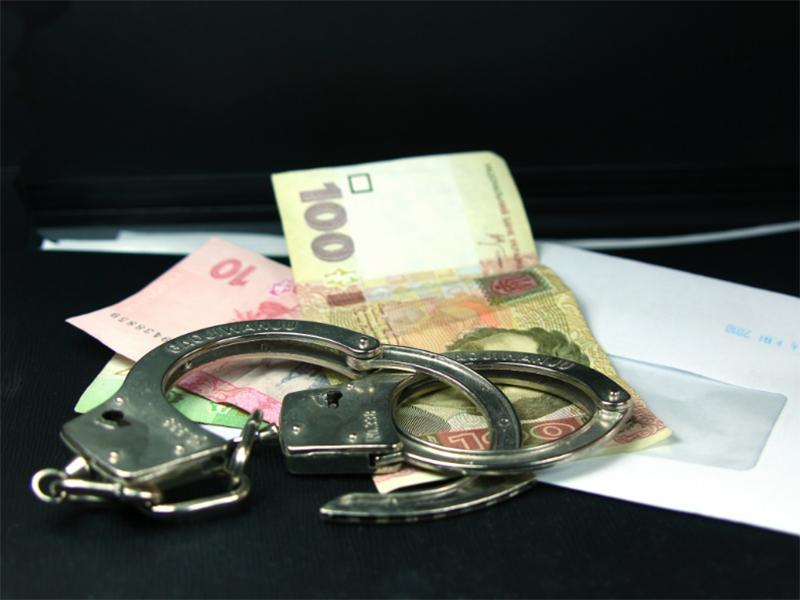 У Херсоні СБУ затримала на хабарі державного виконавця