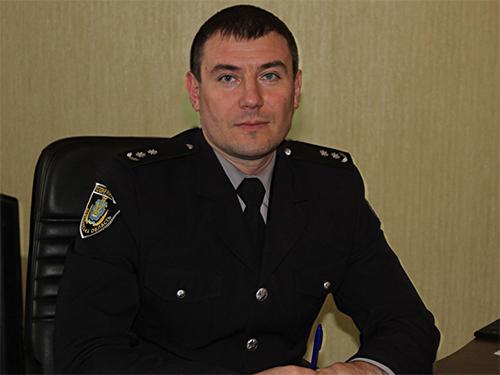 Как стать полицейским в Херсоне?