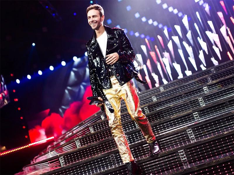 Херсонец вновь признан лучшим певцом года