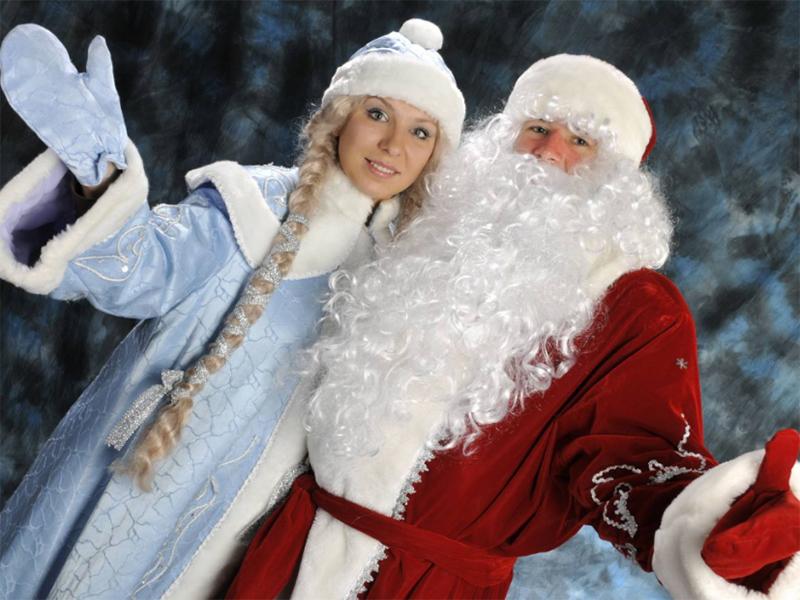 Сколько стоит Дед Мороз в Херсоне