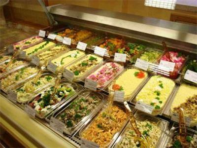 Приключения пожирателя салата в херсонском супермаркете
