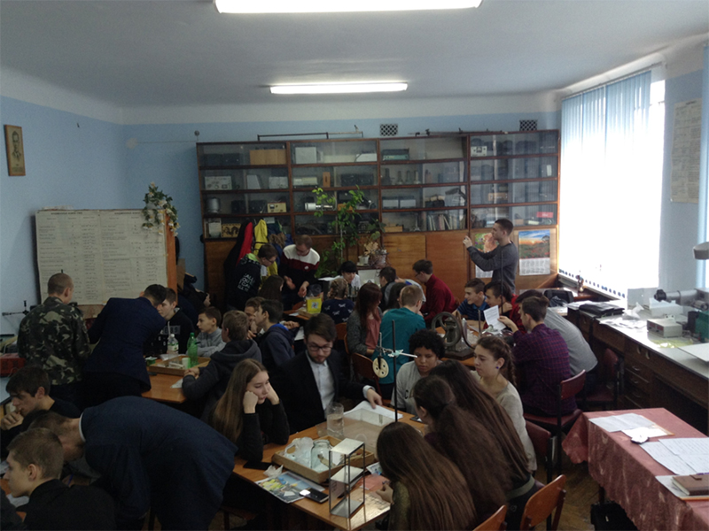 Воспитанники Херсонской ШГТ приняли участие в фестивале творчества «Молодая Волна»