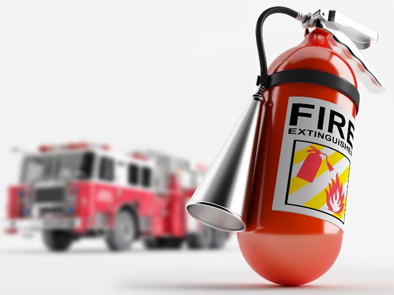 Пожарные проверки на Херсонщине: 17 исков в суд и одно решение о закрытии