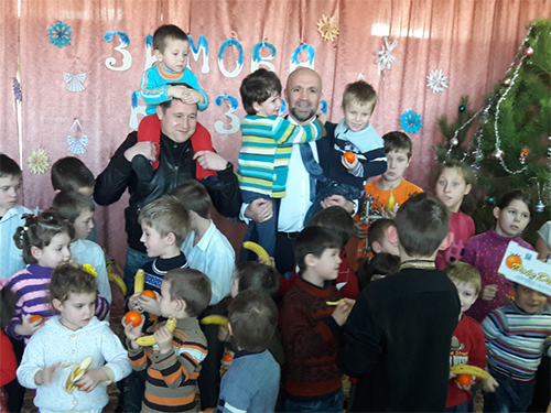 Владислав Мангер: кожна дитина потребує нашої підтримки та любові