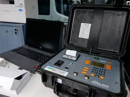 Херсонщина получила мобильные комплексы габаритно-весового контроля