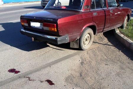 Сбил пешехода и скрылся автолюбитель под Херсоном