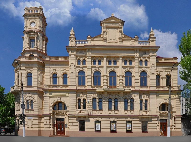 На День збройних сил України  в Херсонському художньому музеї буде День відкритих дверей