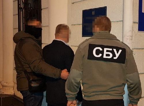 СБУ задержала в Херсоне высокопоставленного таможенника