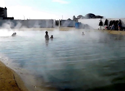 На Херсонщине пьяное купание в горячем источнике закончилось для мужчины сердечным приступом