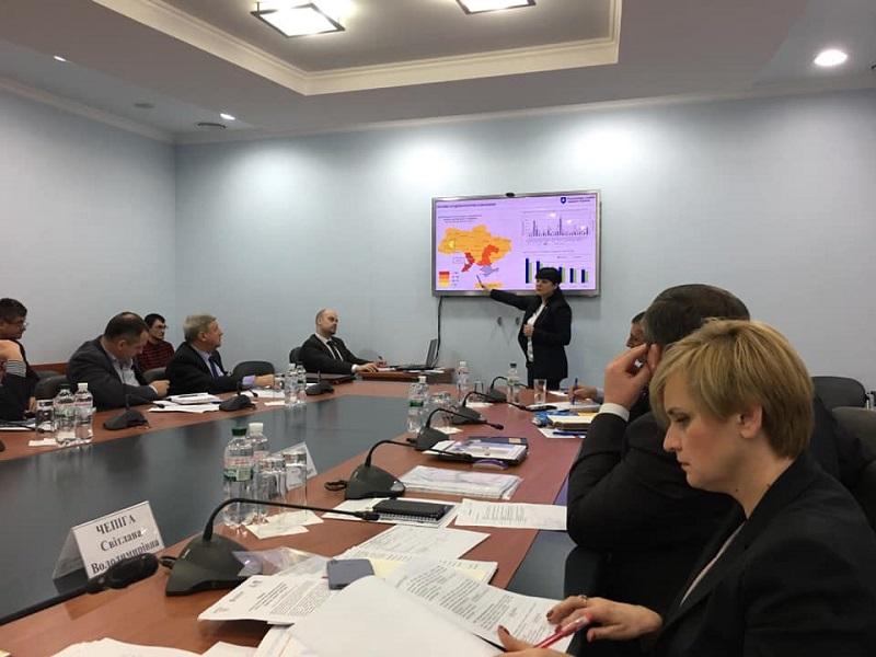 В Херсонской ОГА сегодня обсуждают финансирование медицины области на 2020 год