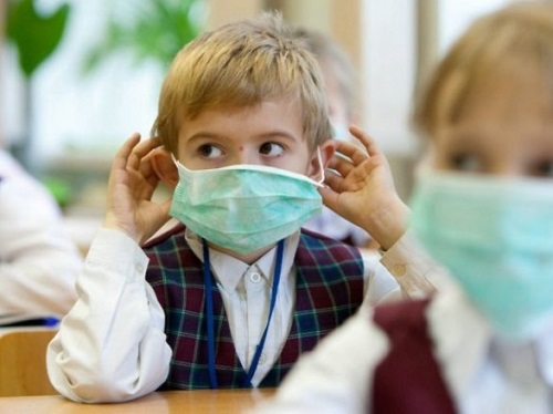 В Херсонській області загострилася епідемічна ситуація з грипу та ГРВІ