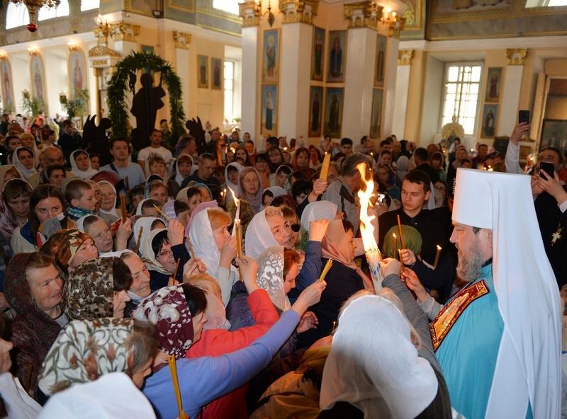 Основные события в жизни Херсонской епархии УПЦ за 2019 год