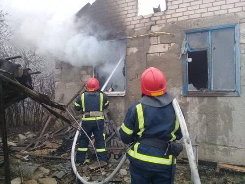 На Херсонщине с начала нового года в пожарах погибли три человека