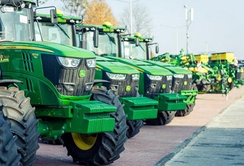 На Херсонщині побільшало трактористів та тракторів